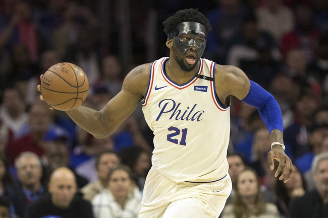 Philadelphia 76ers vs. Boston Celtics - 5/5/18 NBA Pick, Odds, and Prediction