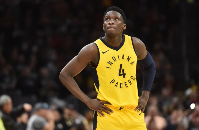 Cleveland Cavaliers vs. Indiana Pacers - 10/27/18 NBA Pick, Odds, and Prediction