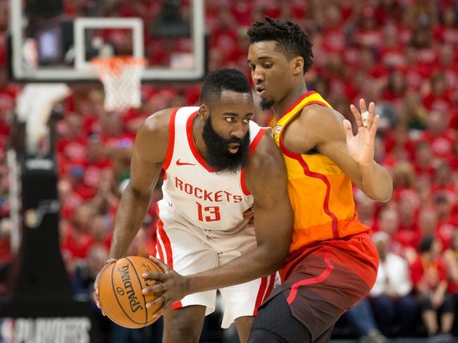 Utah Jazz vs. Houston Rockets - 5/6/18 NBA Pick, Odds, and Prediction