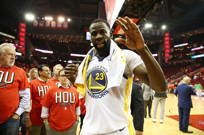 Houston Rockets vs. Golden State Warriors - 5/16/18 NBA Pick, Odds, and Prediction