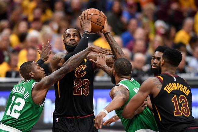 Boston Celtics vs. Cleveland Cavaliers - 5/23/18 NBA Pick, Odds, and Prediction