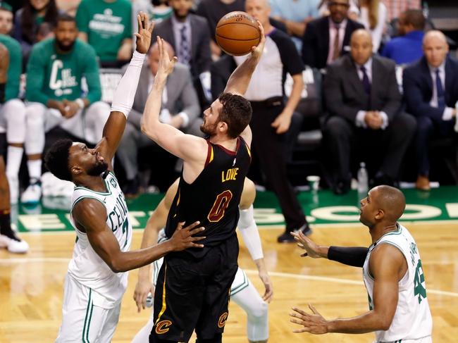 Cleveland Cavaliers vs. Boston Celtics - 5/25/18 NBA Pick, Odds, and Prediction