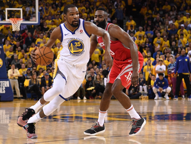 Golden State Warriors at Houston Rockets - Game 7 - 5/28/18 NBA Pick, Odds, and Prediction
