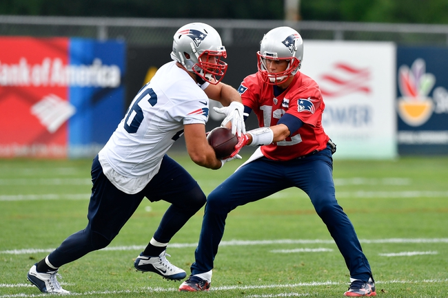 NFL Odds: New England Patriots 2018 NFL Betting Preview