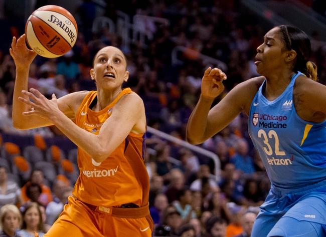 Phoenix Mercury vs. Minnesota Lynx - 9/6/19 WNBA Pick, Odds, and Prediction