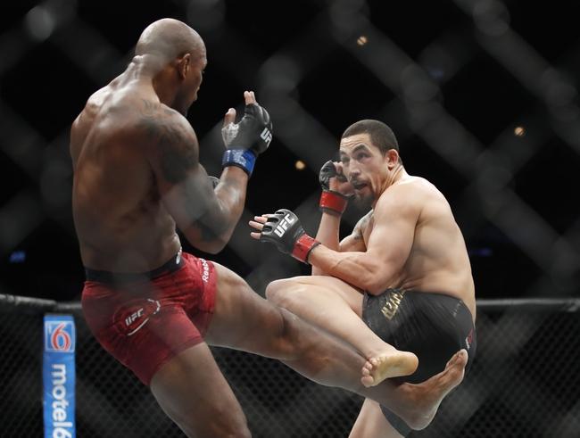 Yoel Romero vs. Paulo Costa - 8/17/19 UFC 241 Pick, Odds, and Prediction