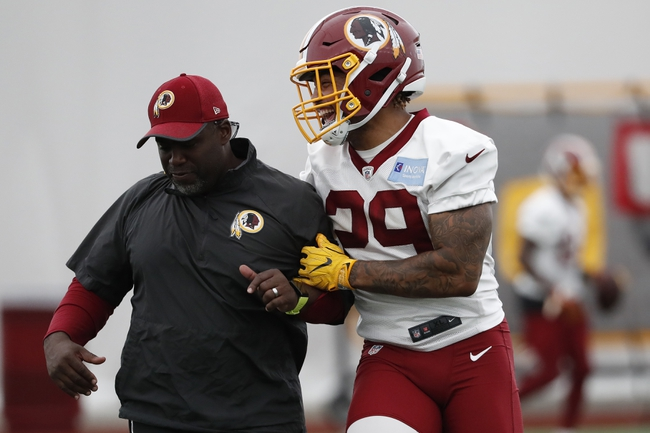 NFL Odds: Betting Washington Redskins Derrius Guice To Win Offensive Rookie of the Year