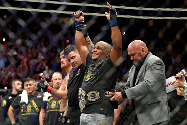 Daniel Cormier vs. Stipe Miocic - 8/17/19 UFC 241 Pick, Odds, and Prediction