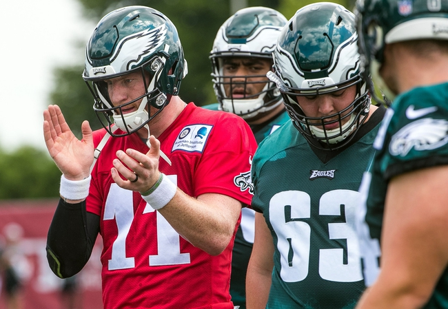 Pittsburgh Steelers at Philadelphia Eagles - 8/9/18 NFL Pick, Odds, and Prediction