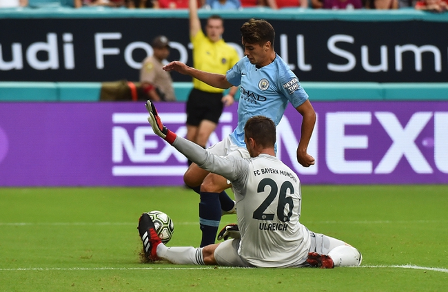 Manchester City vs. Brighton and Hove Albion - 8/31/19 English Premier League Soccer Pick, Odds, and Prediction
