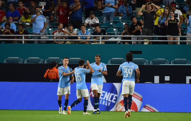 Manchester City vs. Shakhtar Donetsk - 11/26/19 UEFA Champions League Soccer Pick, Odds, and Prediction