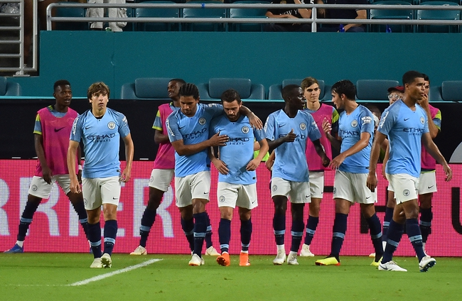 Crystal Palace vs. Manchester City - 10/19/19 English Premier League Soccer Pick, Odds, and Prediction