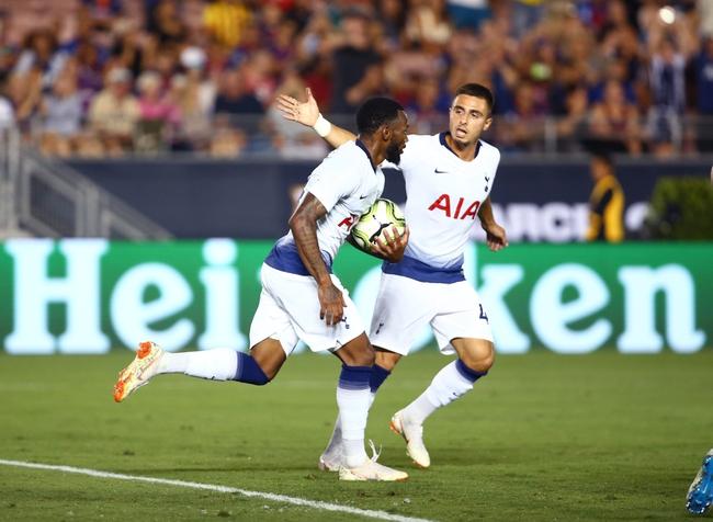 Tottenham Hotspur vs. Manchester City - 2/2/20 Premier League Soccer Pick, Odds & Prediction