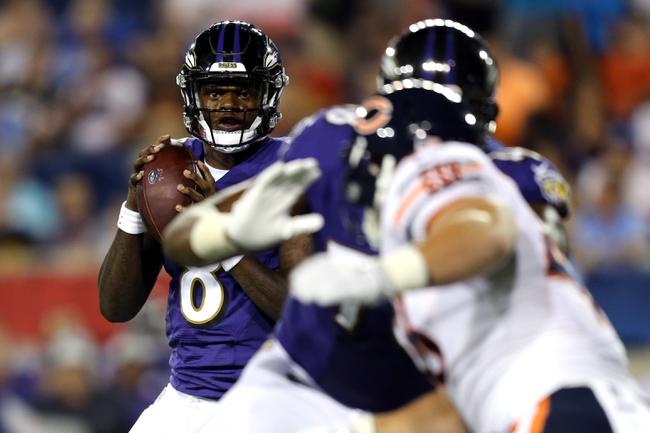 Baltimore Ravens vs. Chicago Bears - 5/8/20 Madden 20 Sim NFL Pick, Odds, and Prediction