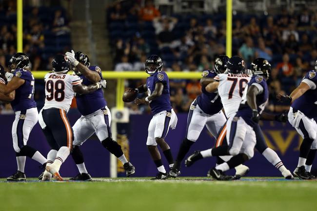 Baltimore Ravens vs. Chicago Bears - 5/27/20 Madden20 NFL Sim Pick, Odds, and Prediction