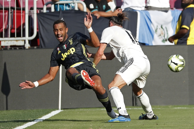 Atlético Madrid vs. Juventus - 9/18/19 UEFA Champions League Soccer Pick, Odds, and Prediction