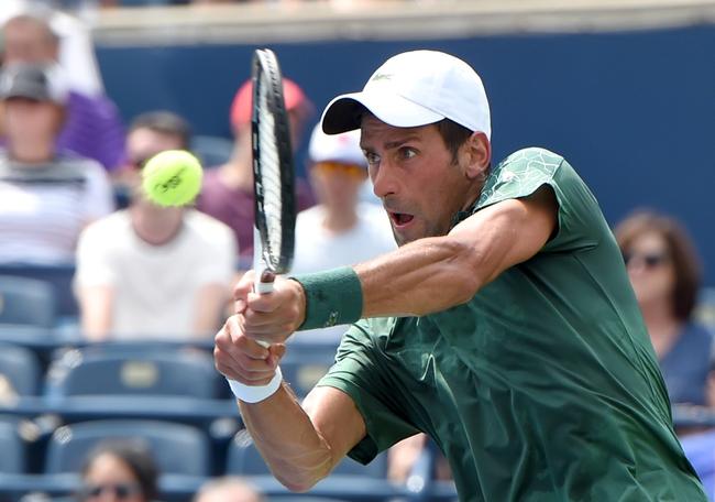 Novak Djokovic vs. Denis Shapovalov - 10/9/19 Shanghai Masters Tennis Pick, Odds, and Prediction