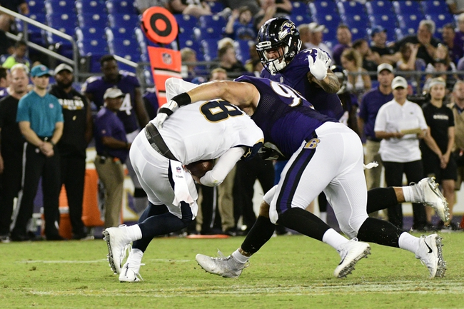 Baltimore Ravens at Los Angeles Rams - 11/25/19 NFL Pick, Odds, and Prediction