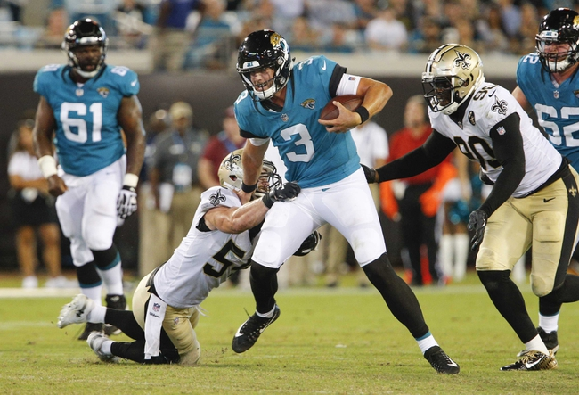 Jacksonville Jaguars vs. New Orleans Saints - 10/13/19 NFL Pick, Odds, and Prediction