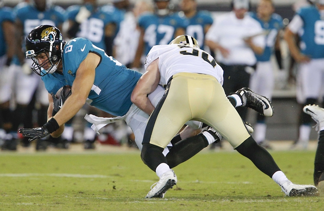 New Orleans Saints at Jacksonville Jaguars - 10/13/19 NFL Pick, Odds, and Prediction
