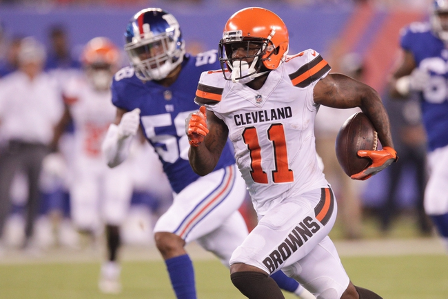 Cleveland Browns vs. New York Giants - 6/2/20 Madden20 NFL Sim Pick, Odds, and Prediction