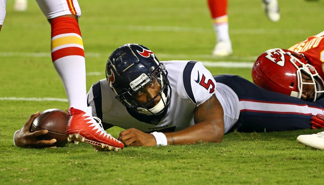 Houston Texans at Kansas City Chiefs - 10/13/19 NFL Pick, Odds, and Prediction
