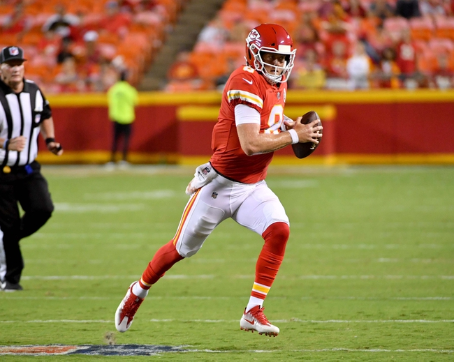 Atlanta Falcons vs. Kansas City Chiefs - 8/17/18 NFL Pick, Odds, and Prediction