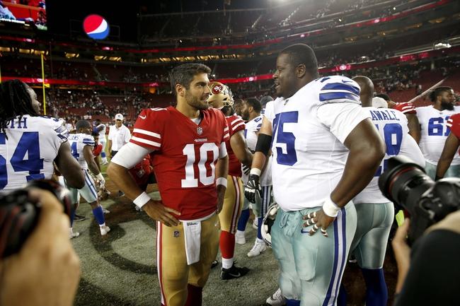 San Francisco 49ers vs. Dallas Cowboys - 8/10/19 NFL Pick, Odds, and Prediction