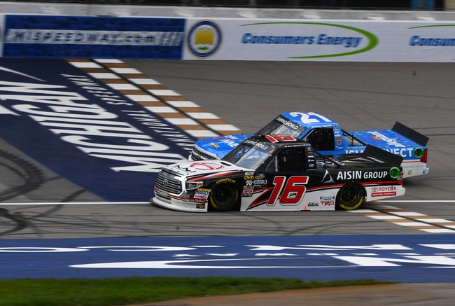 Henry Ford Health System 200- 8/7/20 Nascar Truck Series Picks, Odds, and Prediction
