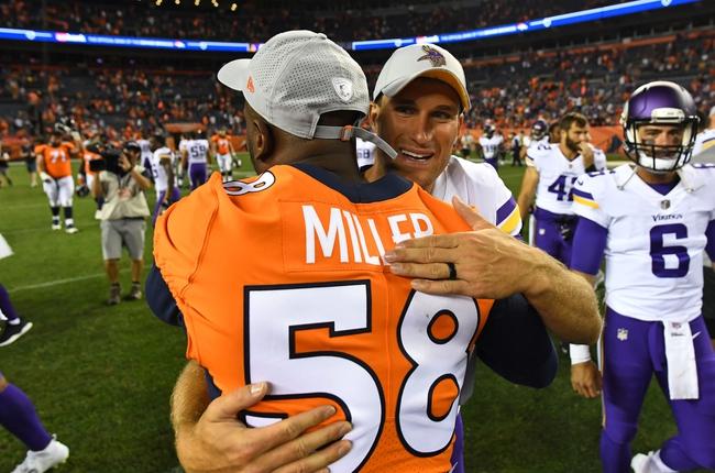 Minnesota Vikings vs. Denver Broncos - 11/17/19 NFL Pick, Odds, and Prediction