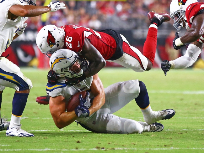 Los Angeles Chargers vs. Arizona Cardinals - 11/25/18 NFL Pick, Odds, and Prediction