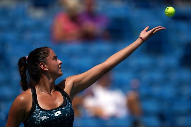 Viktoria Kuzmova vs. Kristyna Pliskova - 9/26/19 Tashkent Open Tennis Pick, Odds, and Prediction