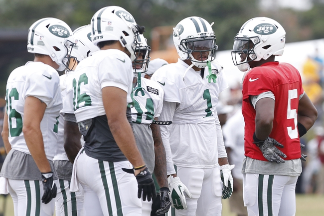 New York Giants at New York Jets - 8/24/18 NFL Pick, Odds, and Prediction