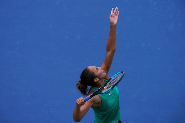 Angelique Kerber vs. Madison Keys - 9/19/19 Japan Tennis Pick, Odds, and Prediction