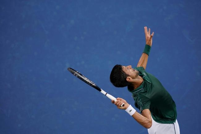 Novak Djokovic vs. Grigor Dimitrov - 11/2/19 Paris Tennis Pick, Odds, and Prediction