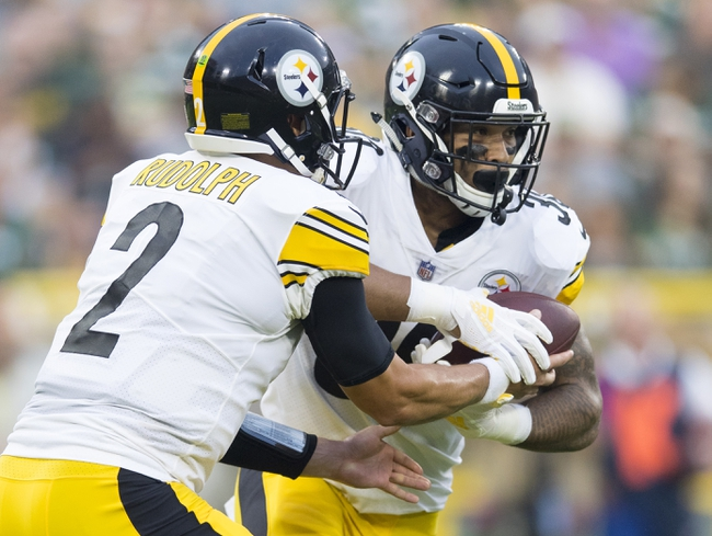 Tennessee Titans at Pittsburgh Steelers - 8/25/18 NFL Pick, Odds, and Prediction