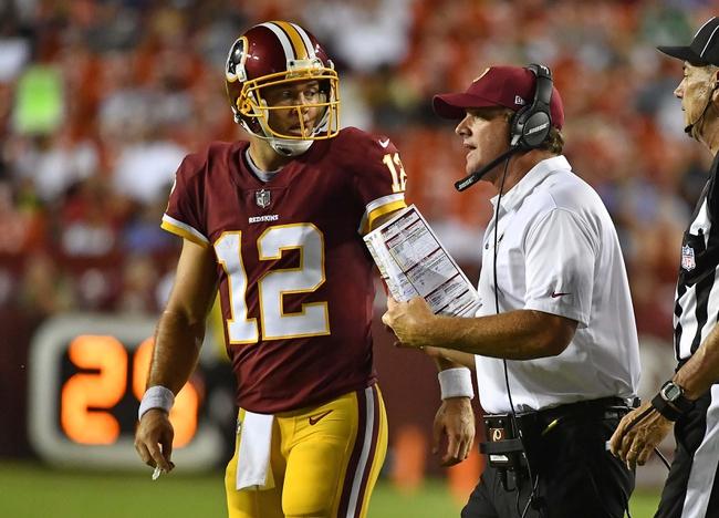 Denver Broncos at Washington Redskins - 8/24/18 NFL Pick, Odds, and Prediction