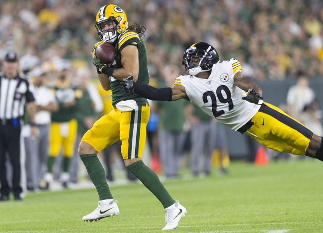 Green Bay Packers vs. Pittsburgh Steelers - 5/6/20 Madden20 NFL Sim Pick, Odds, and Prediction