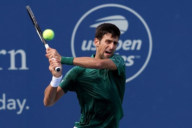 Novak Djokovic Vs Milos Raonic 1 27 20 Australian Open Tennis Pick Odds And Prediction Pickdawgz
