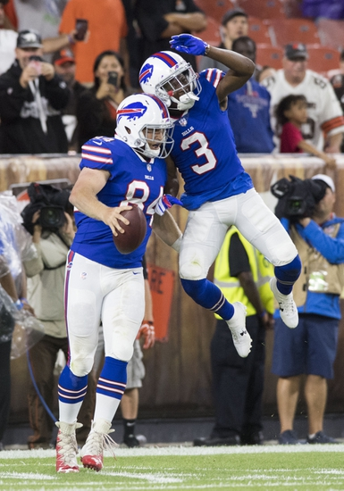 Cleveland Browns vs. Buffalo Bills - 11/10/19 NFL Pick, Odds, and Prediction