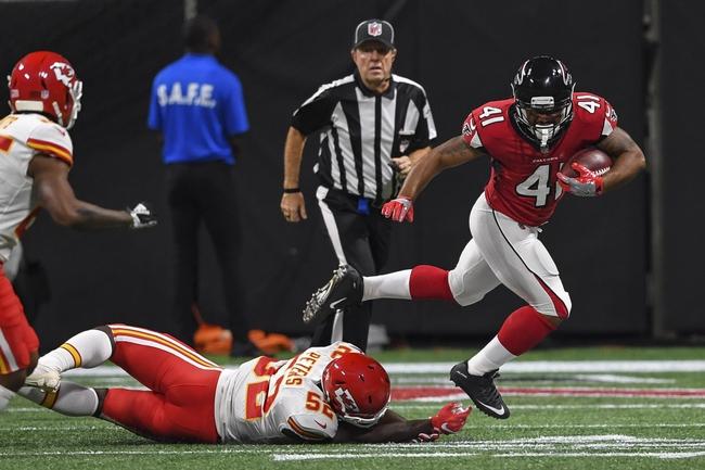 Atlanta Falcons vs. Kansas City Chiefs - 5/8/20 Madden 20 Sim NFL Pick, Odds, and Prediction
