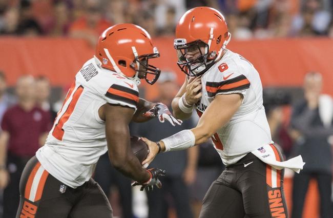 Cleveland Browns vs. Philadelphia Eagles - 8/23/18 NFL Pick, Odds, and Prediction