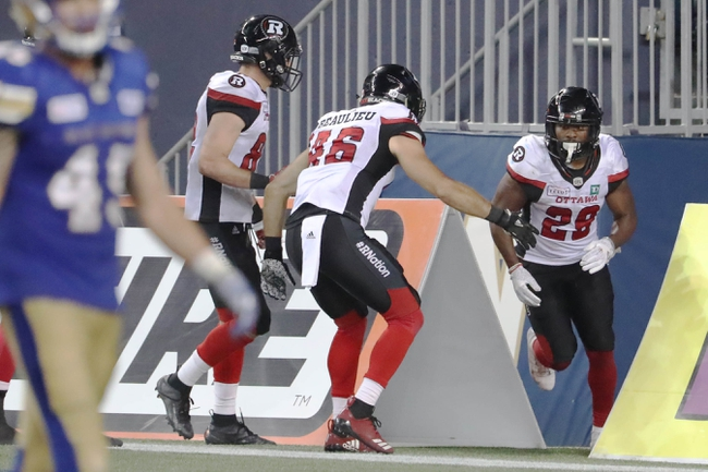 Ottawa Redblacks vs. Montreal Alouettes CFL Pick, Odds, Prediction - 8/31/18