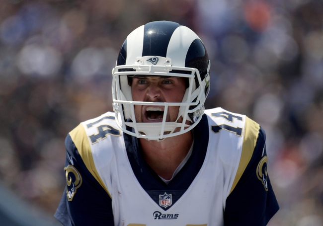 Los Angeles Rams vs. Houston Texans - 8/25/18 NFL Pick, Odds, and Prediction
