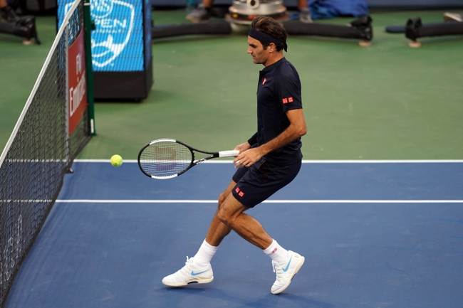 Roger Federer vs. David Goffin - 9/1/19 US Open Tennis Pick, Odds, and Prediction