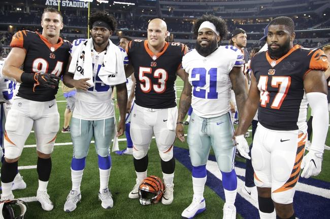 Dallas Cowboys vs. Cincinnati Bengals - 6/11/20 Madden20 NFL Sim Pick, Odds, and Prediction