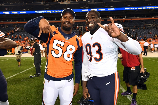 Denver Broncos vs. Chicago Bears - 9/15/19 NFL Pick, Odds, and Prediction