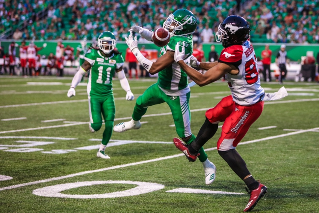 Saskatchewan Roughriders vs. Winnipeg Blue Bombers CFL Pick, Odds, Prediction - 9/1/19