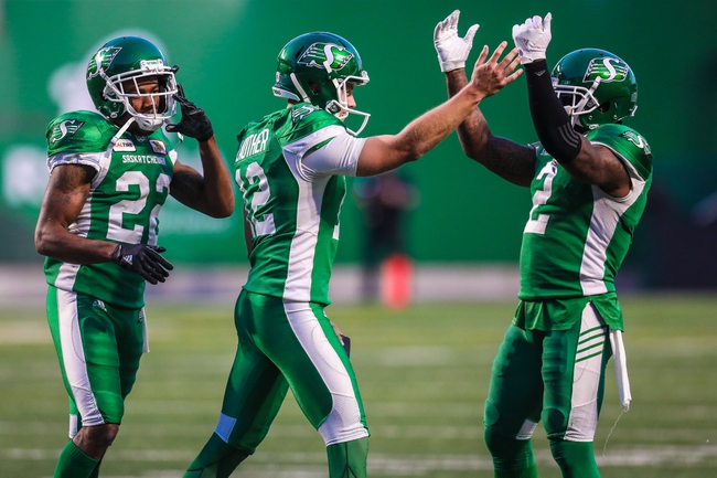 Saskatchewan Roughriders vs. Winnipeg Blue Bombers CFL Pick, Odds, Prediction - 9/2/18