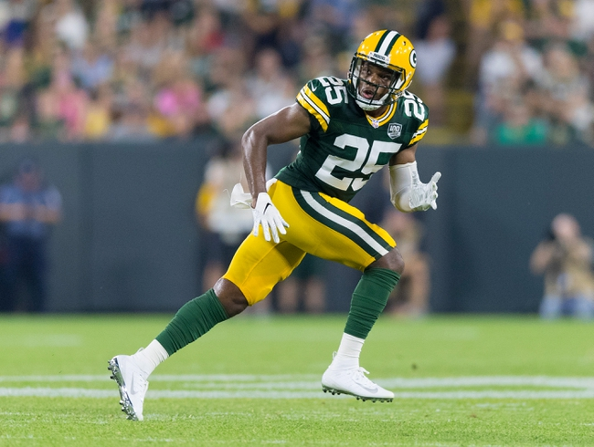 Pittsburgh Steelers vs. Green Bay Packers - 4/25/20 Madden20 NFL Sim Pick, Odds, and Prediction